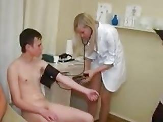 ano, femdom, medical