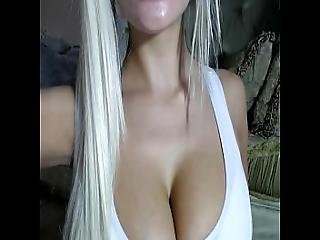 Big Tits Blonde Squirts In Her Pants And Floor Full Video