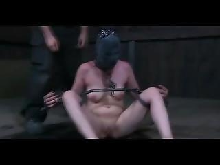 Asian Slave Pervert Bdsm Bizarre In Extreme Restraints