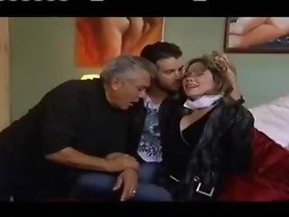 Gagged Tv Leather Jacket Damsel 18