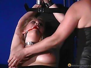 Doxy Licking Bra Buddies Girlfriend