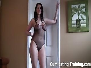 I Am Going To Make You Into A Cum Eating Slut Cei