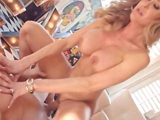 Blonde Milf Fuck Young Boy In Art Classroom