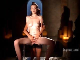 Emily Bloom Naked Nuru Chair Massage