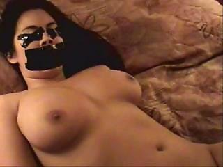 Part 3 - Bound, Gagged, Blindfolded And Struggling