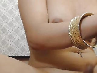 Concupiscent Sexy Lewd Ladyboy Getting Restless And Wild