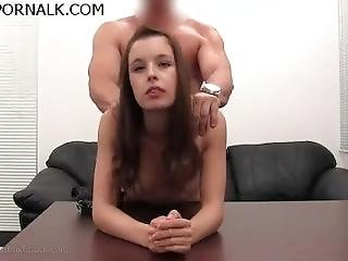 Aeris Backroom Casting Couch - Full Length Casting