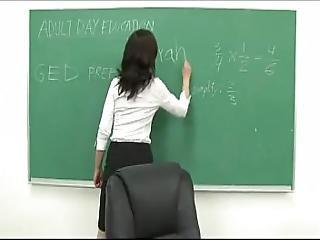 seks grupowy, nauczycielka