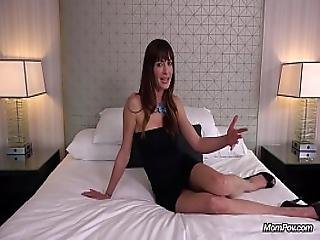 Fit Petite Spaniard Milf Hardcore Ass Fucking Mom Pov