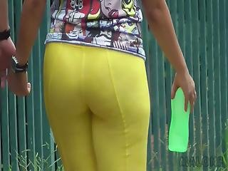 Candid Voyeur Booty Bunda Butt Rabuda Pawg Ass 251mln-260mln