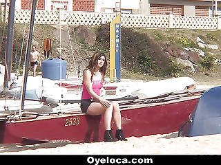 Oyeloca - Cock Hungry Latina Gets Fucked