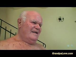 Adorable, Sexando, Abuelo, Vieja, Adolescente, Joven