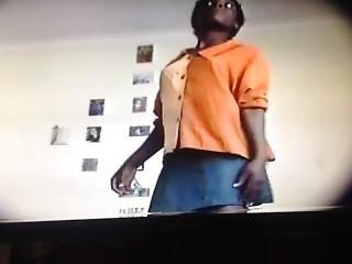Namibian Schoolgirl Homework Help