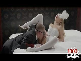 blond, blowjob, doggystyle, facial, pornostjerne, russik, ung