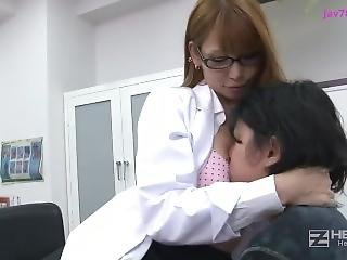 Sensual Female Doctor Cures Your Problem - Part 1 [rinka]