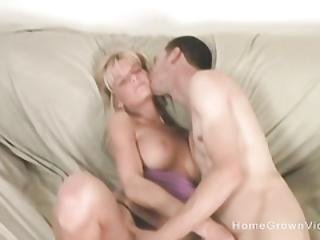 Training A Hot Blonde Amateur With Big Tits How To Fuck
