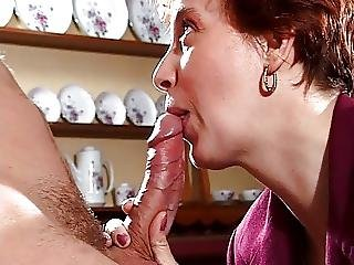 Simply Over 40s British Mature Gwen 43 Part 2