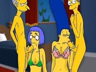 pipe, seins, poitrine généreuse, dessin animé, compilation, bite, sexe en groupe, hentai, maman, orgie, sexe, suce, cartoon, taillée