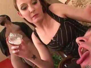 nera, sperma, fetish, interrazziale
