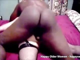 My Old Wife Ass Fucked By Young Black Boy.
