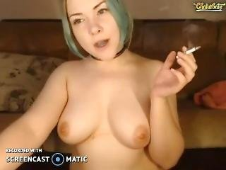 κάπνισμα, webcam