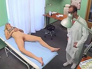 Patient Takes Fucking In The Hospital