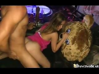 Dancing Bear Girls Fucked In Private