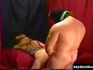 This Horny Couple Gets Creative In This Scene From Homegrown Video 541, In