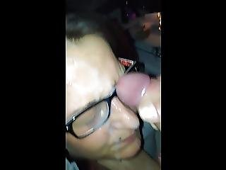 See Me Sucking With Big Facial