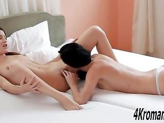 Shy And Horny 20 Yo Girls Eat Their Pussies To Become Lesbians