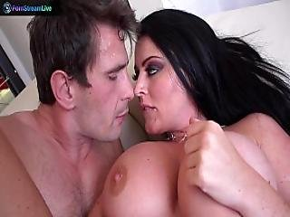 Anal Lover Sophie Dee Using Her Tits At The Maximum Level