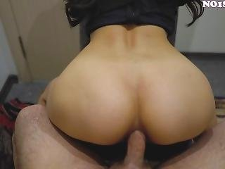 My Asian Girlfriend Loves When I Fucking Her Anal And Cumming Inside