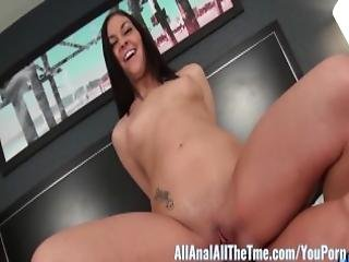 Brittany Shae First Time Anal On All Anal All The Time