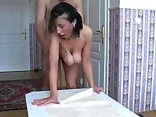 obrnuti gangbang porno video