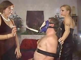 That interfere, femdom forced smoking All