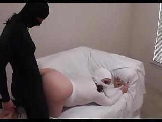 Lesbian Ninja Booty - 2