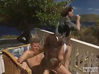 Erika Bella Enjoys Anal Sex In Virgin Islands