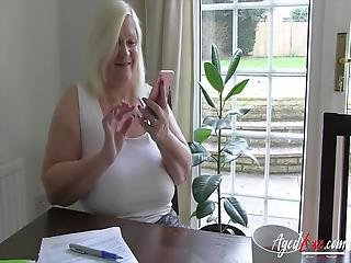 Agedlove Lacey Starr Seduces Hardcore Sex Lover
