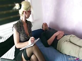 cazzo grande, tette grandi, scopata, tedesca, mamma, cazzo mostruoso