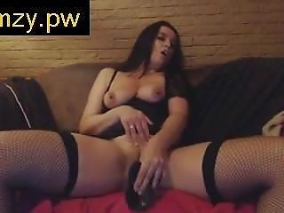Camzy.pw - Hairy Asian Milf Masturbation Webcam