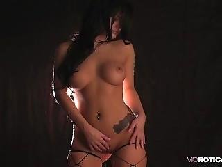 Vintage Violet Doll - Striptease