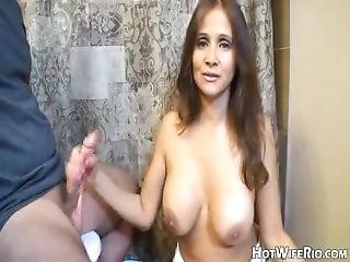 Hot Wife Rio Pissing