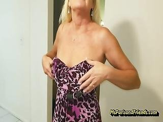 Ms Paris Loves To Suck Cock, Fuck Cock, And Give Golden Showers Before And After Her Blowjobs She Takes It Doggystyle, Rides Cowgirl And Reverse Cowgirl And Likes Cum In Her Cunt And On Her Face Too