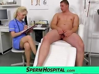 Maya A Mature Uniform Nurse Big Dick Cfnm Wankjob