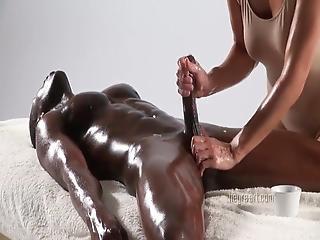 Blistering Lingam Massage