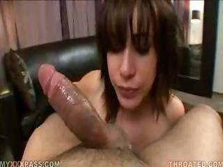 Sasha Sweet Bj With Gloves On
