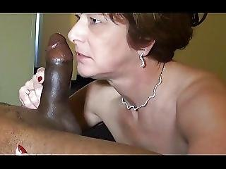 Mature Wife Cums Three Times With Black Stud
