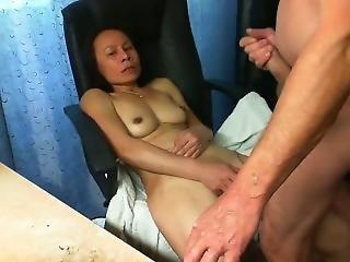 Asiatique, Pipe, Hardcore, à La Maison, Tourné à La Maison, Milf