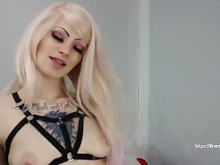 amateur, blonde, fétiche, collants, bas collants, solo