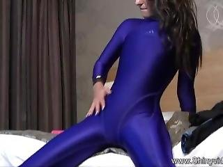Jess West Adidas Catsuits
